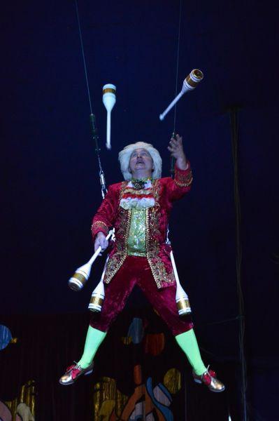 Сибирский цирк «Шапито» приглашает Кинешемцев фото 18