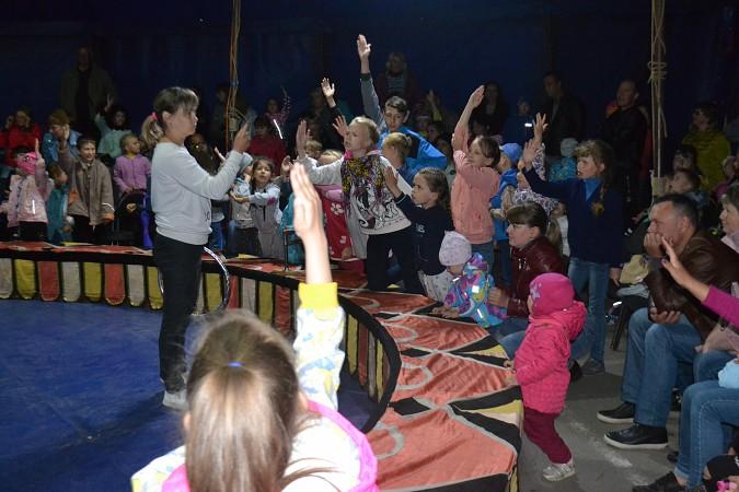 Сибирский цирк «Шапито» приглашает Кинешемцев фото 25