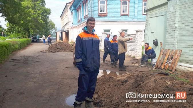 В Кинешме член сборной России копает канавы, чтобы заработать на жизнь фото 7