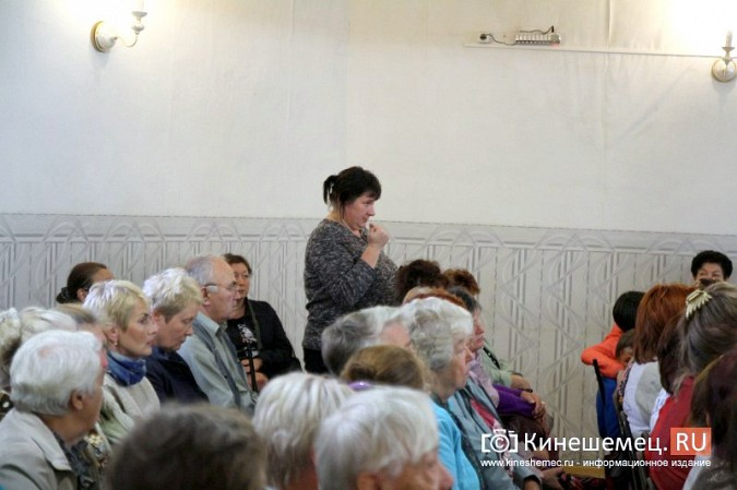 «Альянс Врачей» обсудил с жителями Кинешмы проблемы здравоохранения фото 10