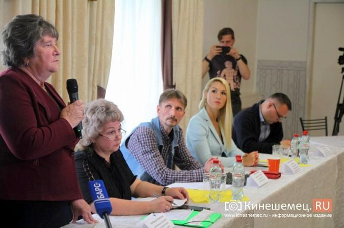 «Альянс Врачей» обсудил с жителями Кинешмы проблемы здравоохранения фото 2