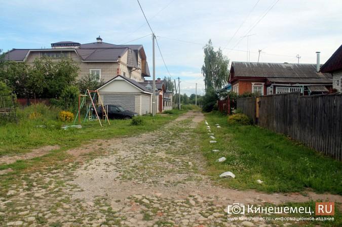 В Кинешме вновь забыли отремонтировать начало улицы Морской фото 3