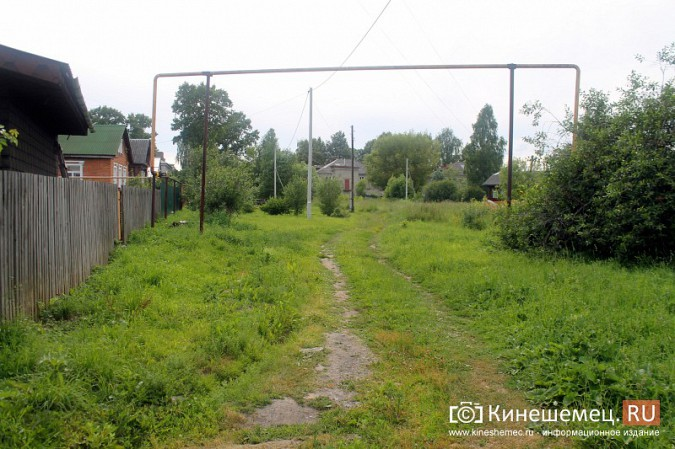 В Кинешме вновь забыли отремонтировать начало улицы Морской фото 2