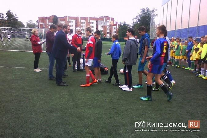 Дворовый тренер Павел Лоскунин привел команду к «бронзе» на областном футбольном фестивале фото 6