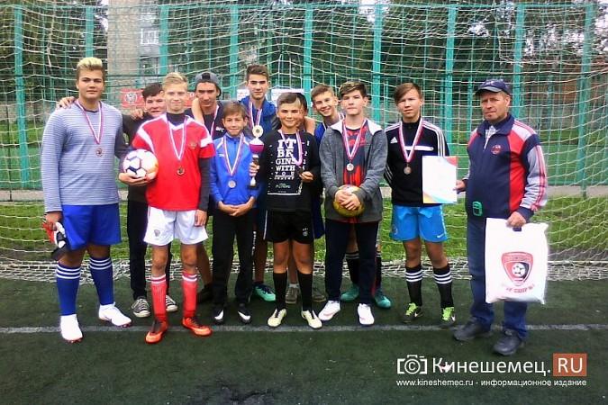 Дворовый тренер Павел Лоскунин привел команду к «бронзе» на областном футбольном фестивале фото 7