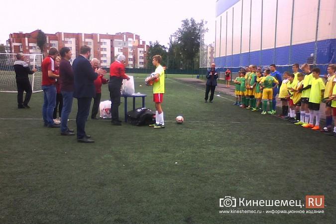 Дворовый тренер Павел Лоскунин привел команду к «бронзе» на областном футбольном фестивале фото 5