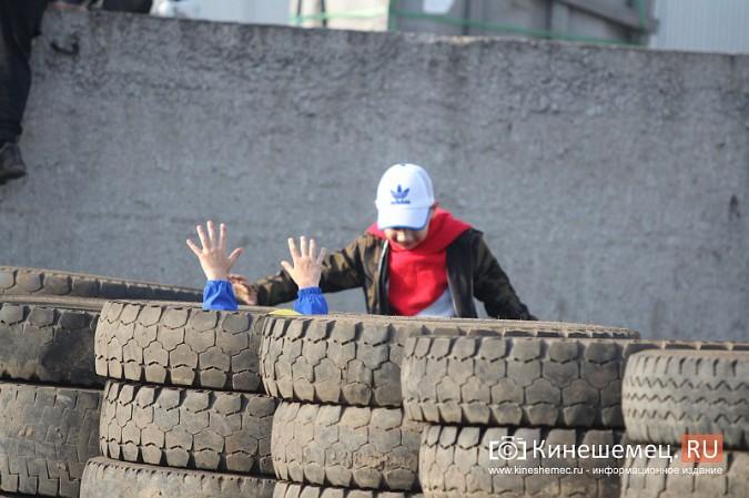В Кинешме в четвертый раз прошли гладиаторские бои машин фото 57