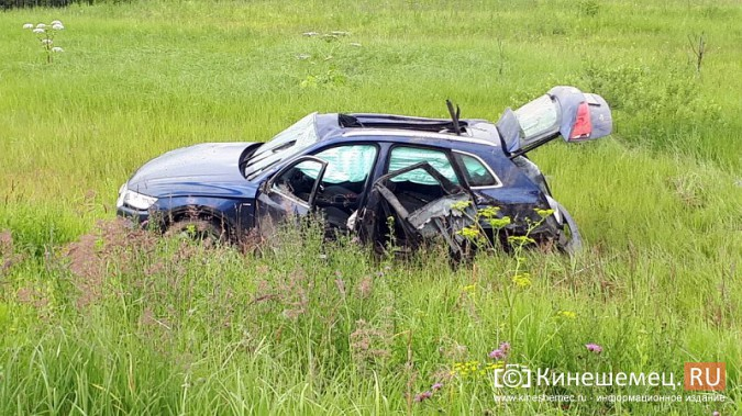 Кинешемка погибла в жуткой аварии при столкновении «Audi» с автоприцепом по пути в Иваново фото 3