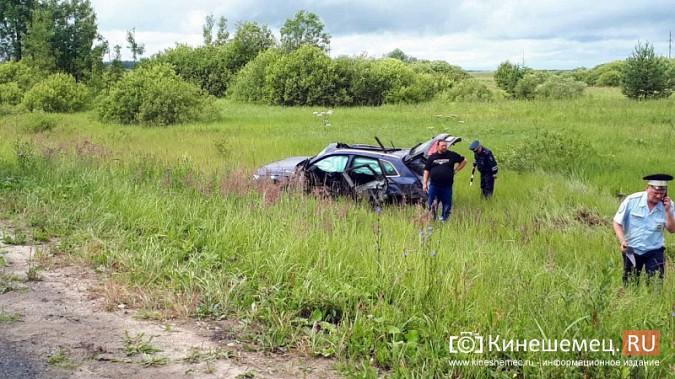 Кинешемка погибла в жуткой аварии при столкновении «Audi» с автоприцепом по пути в Иваново фото 2
