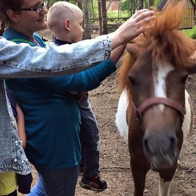Парк животных близ Кинешмы фото 16