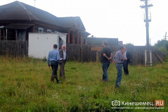 Кинешемская ЦРБ открывает ФАПы сразу в двух деревнях фото 13