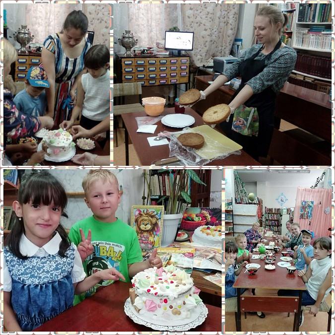 Кинешемцы отпраздновали День торта фото 2