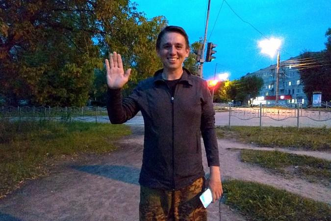Идущий пешком от Твери до Индии Евгений Кутузов добрался до Кинешмы фото 2