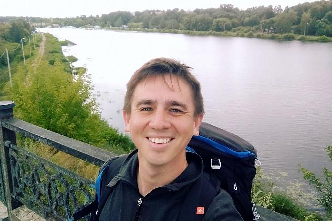 Идущий пешком от Твери до Индии Евгений Кутузов добрался до Кинешмы фото 4