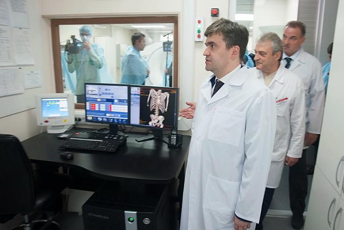 В Ивановской областной клинической больнице обновили оборудование фото 5
