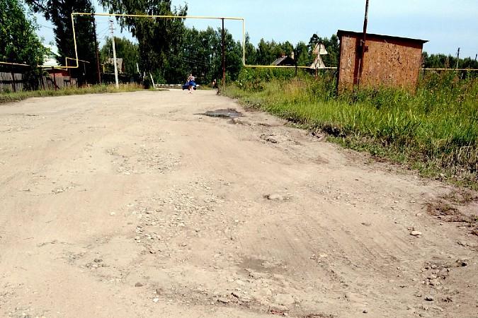 В селе Октябрьский Кинешемского района планируют отремонтировать разбитую дорогу фото 2