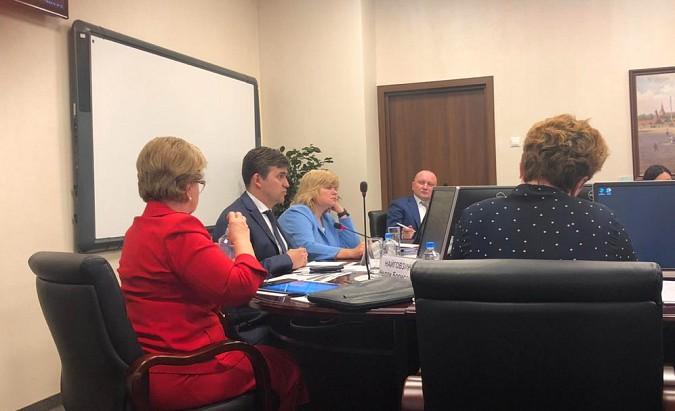 С. Воскресенский провел заседание рабочей группы Госсовета по вопросам здравоохранения фото 2