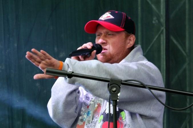 Кинешемский рэп-исполнитель выдал на фестивале в Палехе качёвый хип-хоп сэт фото 4