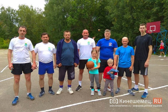 Председатель кинешемской думы Михаил Батин возглавил команду «Назад в будущее» фото 14