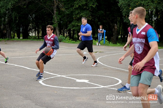 Председатель кинешемской думы Михаил Батин возглавил команду «Назад в будущее» фото 23