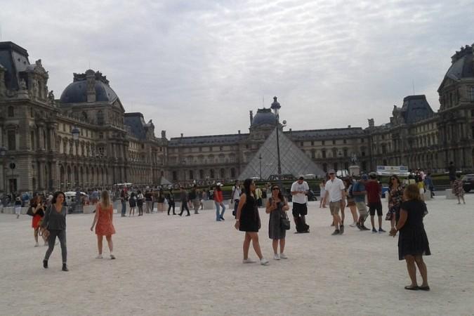 Кинешемка посетила Париж в составе делегации российского фонда мира фото 7