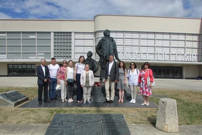 Кинешемка посетила Париж в составе делегации российского фонда мира фото 5