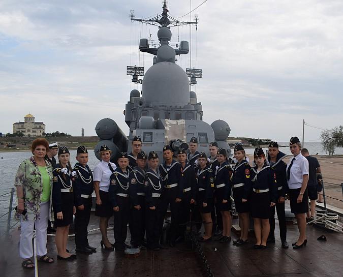 Мэр Кинешмы и кадеты побывали в Севастополе фото 30