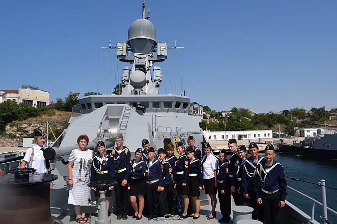 Мэр Кинешмы и кадеты побывали в Севастополе фото 25