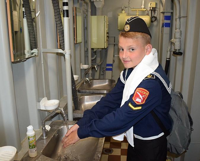 Мэр Кинешмы и кадеты побывали в Севастополе фото 32