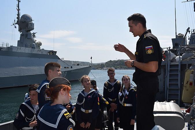 Мэр Кинешмы и кадеты побывали в Севастополе фото 28