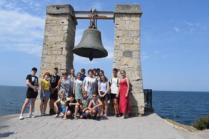 Мэр Кинешмы и кадеты побывали в Севастополе фото 11