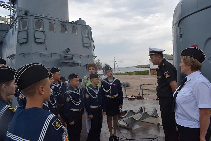 Мэр Кинешмы и кадеты побывали в Севастополе фото 26