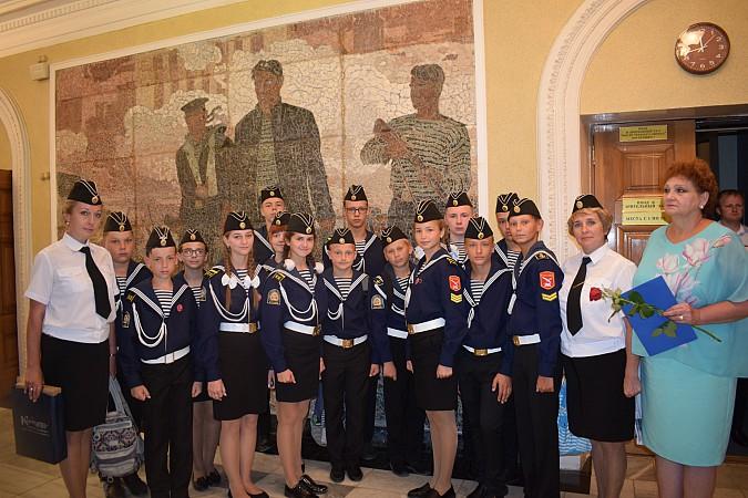 Мэр Кинешмы и кадеты побывали в Севастополе фото 15