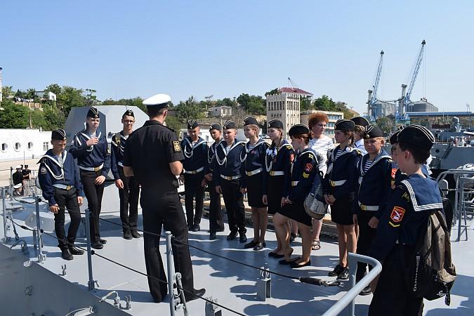 Мэр Кинешмы и кадеты побывали в Севастополе фото 29