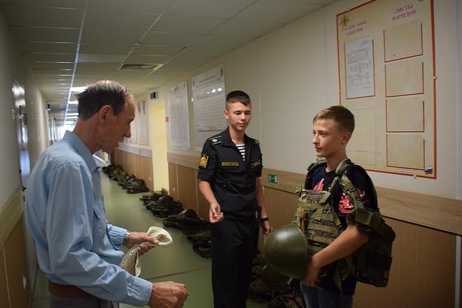 Мэр Кинешмы и кадеты побывали в Севастополе фото 18