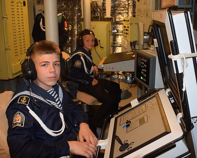 Мэр Кинешмы и кадеты побывали в Севастополе фото 31