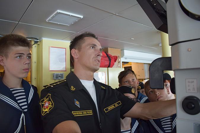 Мэр Кинешмы и кадеты побывали в Севастополе фото 27