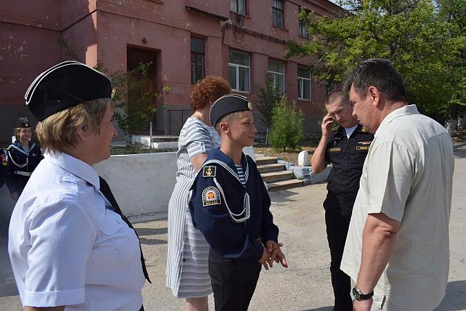 Мэр Кинешмы и кадеты побывали в Севастополе фото 20