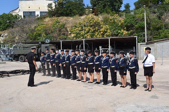 Мэр Кинешмы и кадеты побывали в Севастополе фото 12