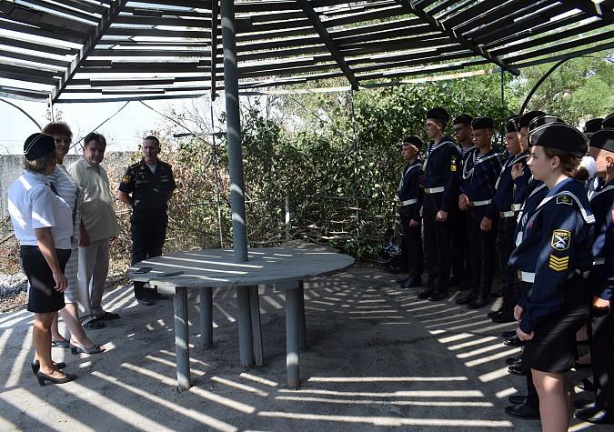 Мэр Кинешмы и кадеты побывали в Севастополе фото 33