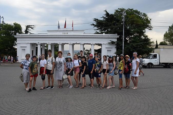 Мэр Кинешмы и кадеты побывали в Севастополе фото 7