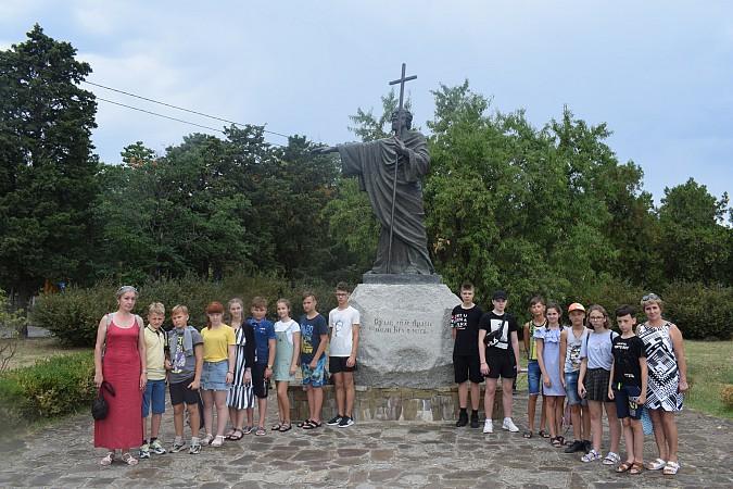 Мэр Кинешмы и кадеты побывали в Севастополе фото 23