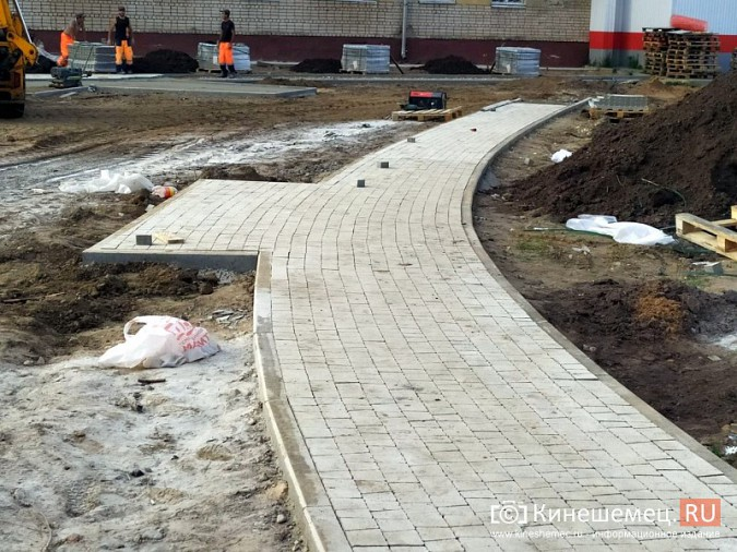 На «Поликоре» жители обратили внимание на узкие тротуары кинешемского Арбата фото 13