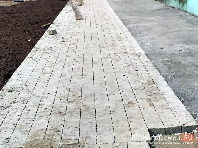 На «Поликоре» жители обратили внимание на узкие тротуары кинешемского Арбата фото 15