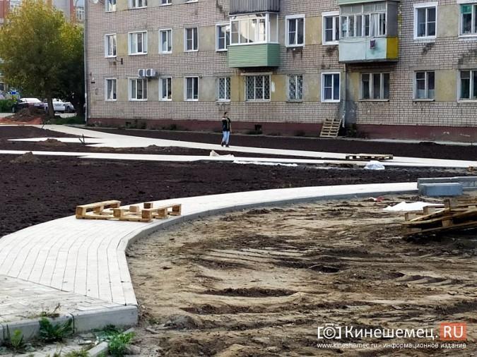 На «Поликоре» жители обратили внимание на узкие тротуары кинешемского Арбата фото 16