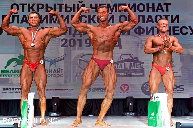 Лесник из Кинешмы стал призером соревнований по бодибилдингу в Суздале фото 5