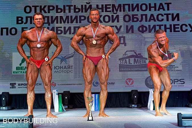 Лесник из Кинешмы стал призером соревнований по бодибилдингу в Суздале фото 9