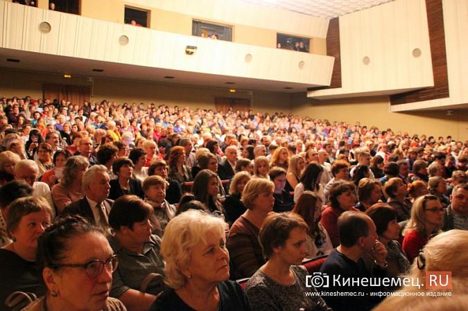 Губернатор Ивановской области оценил премьеру «Бесприданницы» в Кинешме фото 3