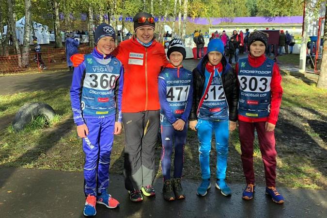 Братья Охины завоевали награды на соревнованиях по биатлону на призы Дмитрия Малышко фото 2