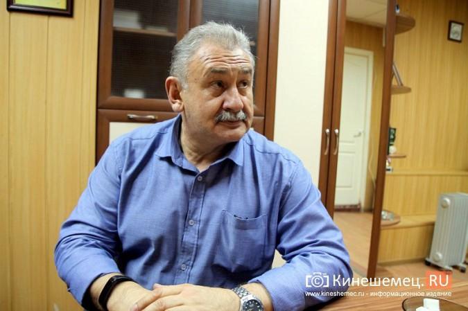 Андрей Назаров: «Заезжий мэр Кинешмы - это воскресный папа» фото 5